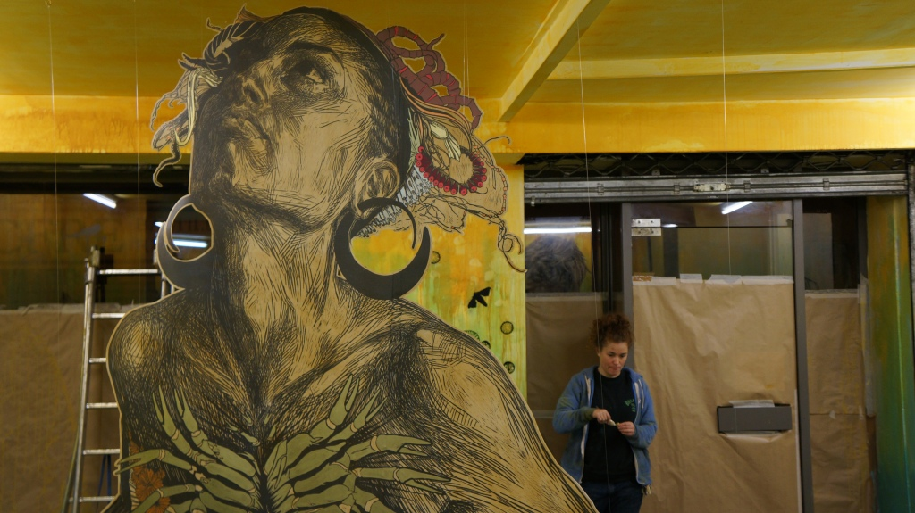 Motherlands solo exhibition @Galerie LJ until Jan 11th