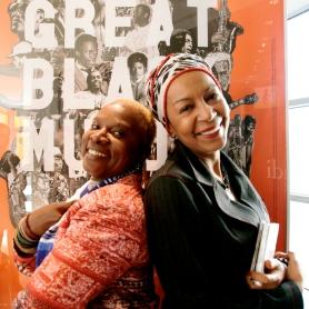 Angélique Kidjo et Bintou